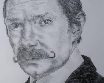 Victorian Dr Watson [PRINT]