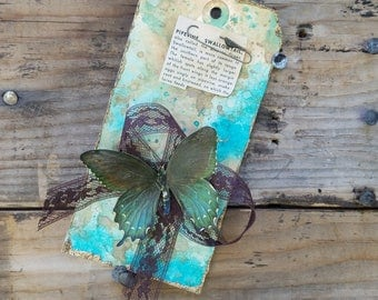 Pipevine Swallowtail Tag