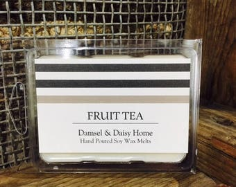 Fruit Tea Wax Melts