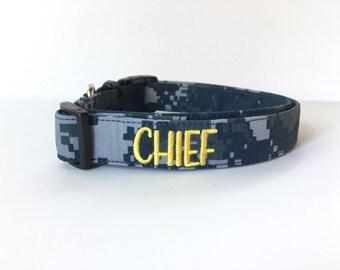 Camo Dog Collar, Dog Collar, Dog Collar personalized, Embroidered Dog Collar, Personalized Dog Collar, Dog Collar, embroidered dog Collar