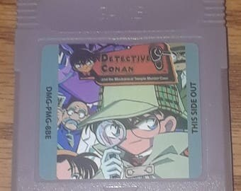 Detective Conan GBC Custom English