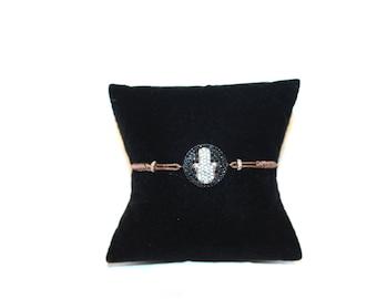 Hemsa Hand Bracelet