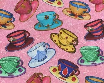 Princess Tea Party Make Up Bag