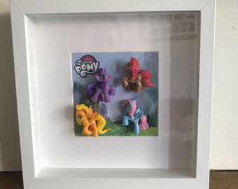 Lego minifigure picture - My little pony