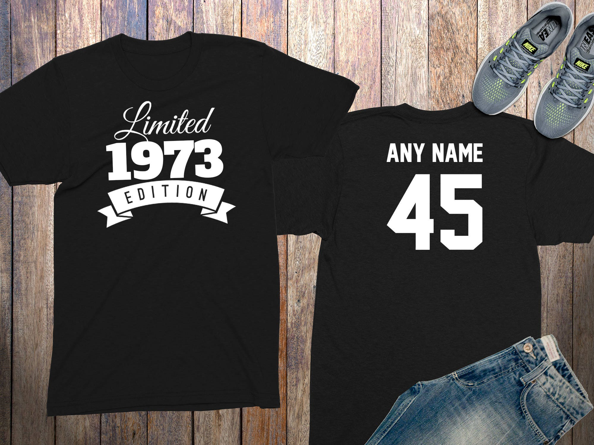 45th Birthday Gifts For Men Shirts 45 Year Old