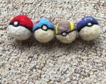 Pokeball Cat Toys