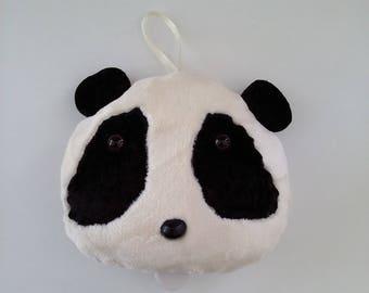 panda ultra soft music box