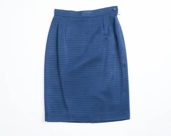 YVES SAINT LAURENT - Acetate skirt