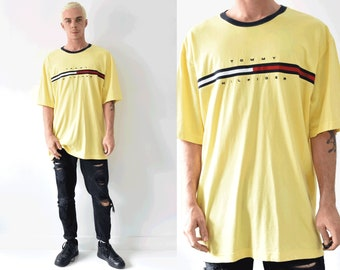 Tommy Hilfiger Spellout Graphic Tshirt/ Minimal TOMMY Crew Neck Tshirt
