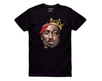 2pac Biggie T-Shirt