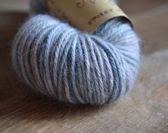 Morgat - Skein of wool Alpaca hand dyed
