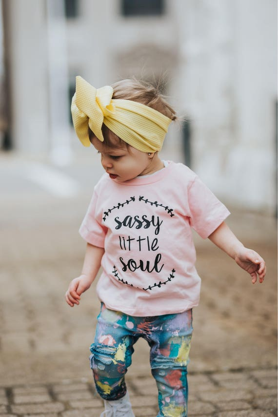 Toddler Graphic Tee Baby Girl Shirt Kids Graphic Tee Back