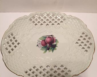 Baum Brothers Formalities plate