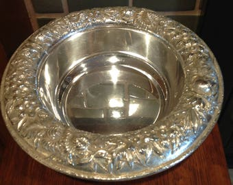Sterling Silver S. Kirk & Son Dish