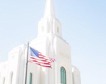 Brigham City Temple 8
