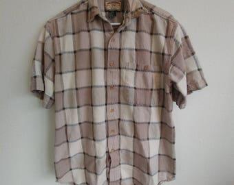 Vintage Folk River Sportswear Shirt