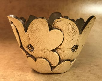 Small Dogwood Bowl 75