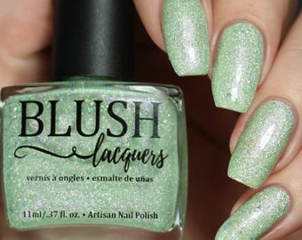 Measure of Treasure - Flower Gathering collection - BLUSH Lacquers