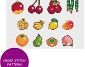 Animal Crossing Fruits Cr...