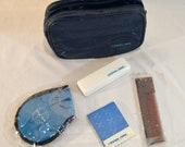Vintage Pan Am Complete 5 Piece Travel Kit