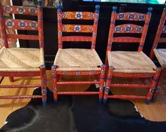 Hand Painted Furniture Etsy