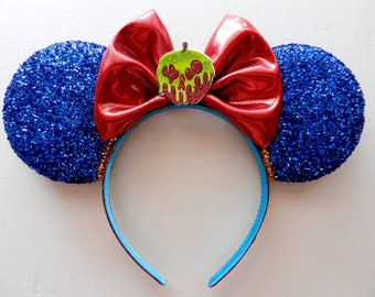 Snow White Poison Apple or Mirror Mouse Ears !!!