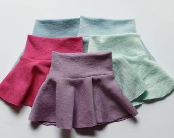 BJD Unoa/MSD jersey skirt (New Colors)