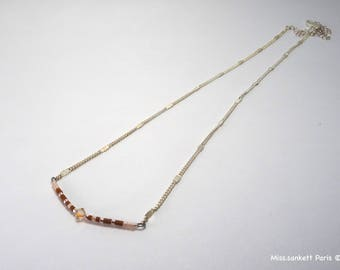 CONTEMPORARY fine necklace