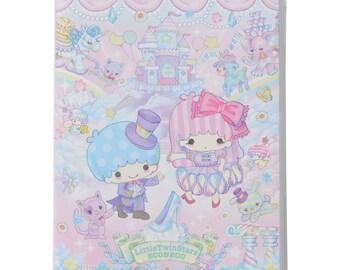 Little Twin Stars Datebook 2018 - Agenda  By Sanrio  リトルツインスタ-ズ