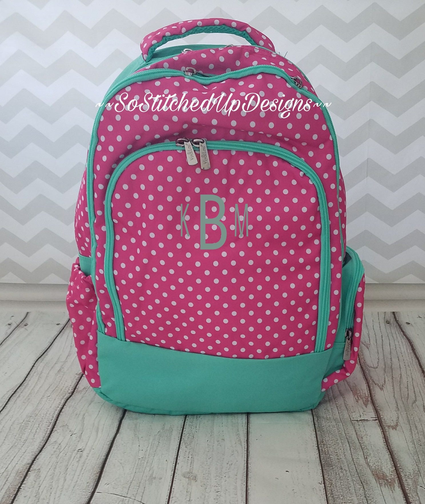 adorable girls back packs personalized backpacks monogrammed
