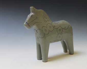 Traditional Dala Horse