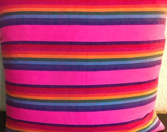Mexican Pillow Cover 20x20