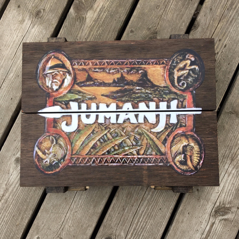 100+ [ Jumanji Board Game Prop Replica ] | Jumanji Board ...