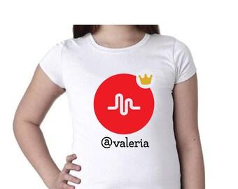 Musically Custom T-Shirt