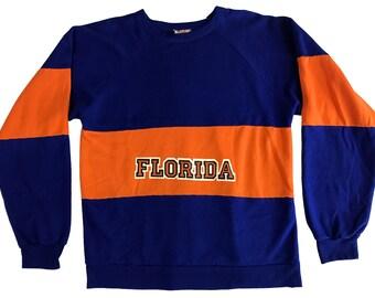 1980s University of Florida Gators Sweatshirt L