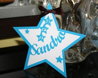 Do share baptism birth star
