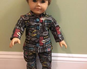 Mechanic Pajamas