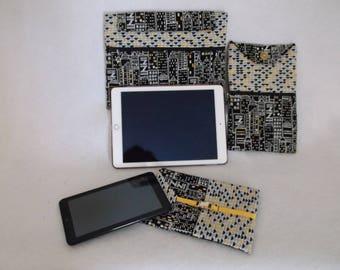 Tablet cover, tablet case, tablet sleeve, iPad, iPad Mini, Glowlight Plus, Samsung tablet cover, NOOK