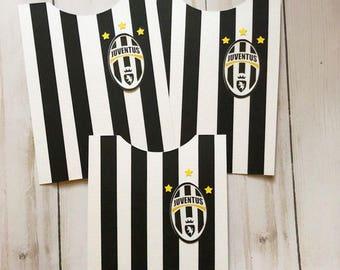 Juventus invitations