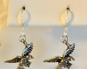 Eagle Earrings