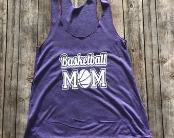 Basketball Mom Tank, Basketball Mom, Basketball, Basketball Mom Tee, Basketball Tank, Basketball Mom TShirt, Basketball Mom Shirt, Mom Shirt