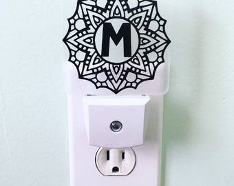 Personalized Night Light- Night Light-Shower Gift-Dorm Decor-Home Decor-House Warming Gift