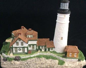 Harbour Lights Lighthouse Portland Head Maine