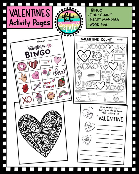 Fun Valentines Day activities