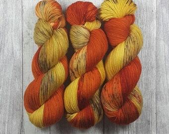 Roooaaarrr - FiMeSo Luxus-Socke - 420m/100g - hand dyed