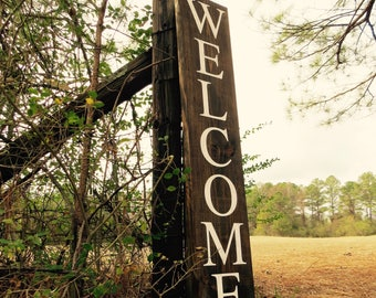 Welcome Sign, Front Porch Decor, Front Porch Sign, Front Porch Decorations, Front Porch Welcome Sign, Welcome Sign For Front Porch