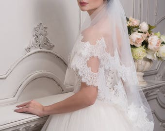 Handmade Wedding Veil ''Hannah''