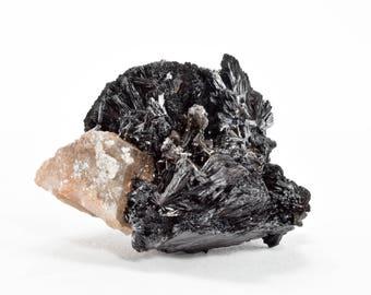 Goethite with Onegite & Quartz from Dreamtime Mine, Teller County, Colorado 18