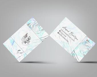 Hologram Business Card -