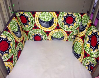 Red yellow green reversible wax bed Tower